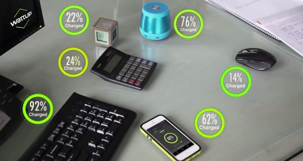 Air charging gadget