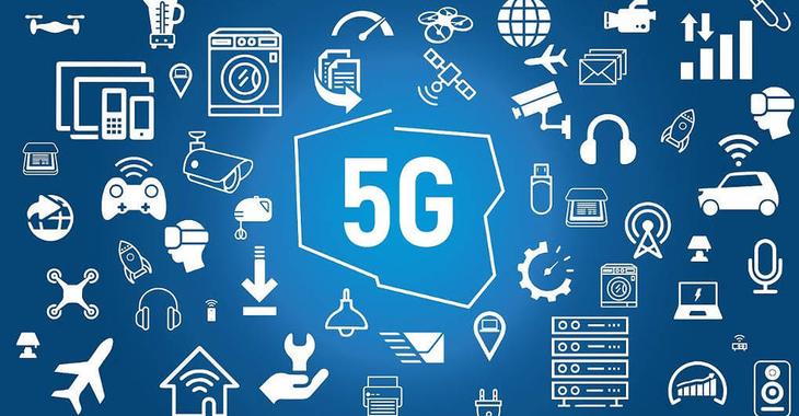 phone evolution 5G network