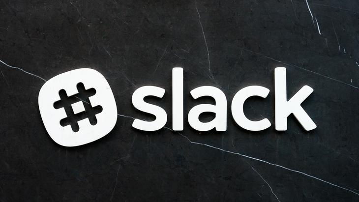 Slack team management